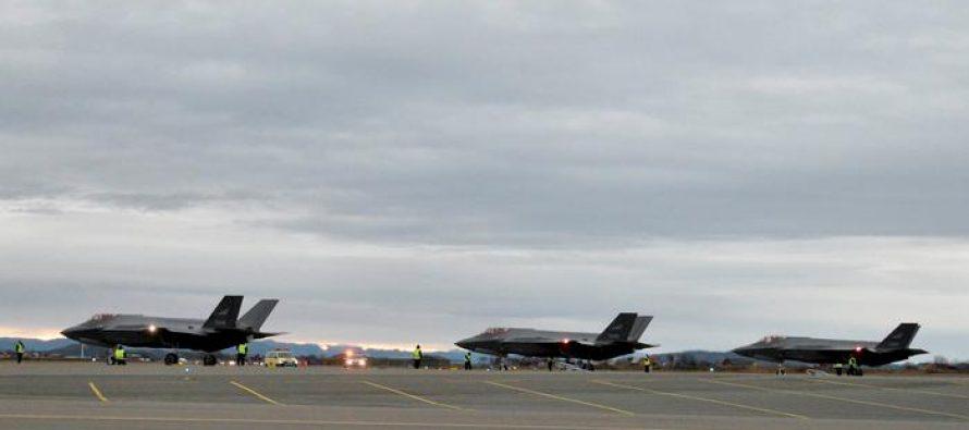 ოსლო აშშ-ს სთხოვს ნორვეგიაში მათი სამხედრო კონტიგენტი გააორმაგოს