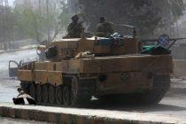 თურქეთმა სირიაში აშშ-სთან ერთად დაიწყო სამხედრო მოქმედებები