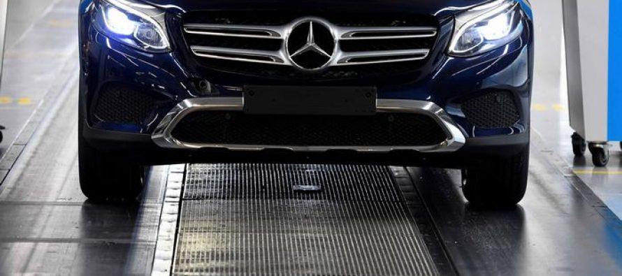 Daimler-ი 238 ათას ავტომობილს გაიწვევს გერმანიაში