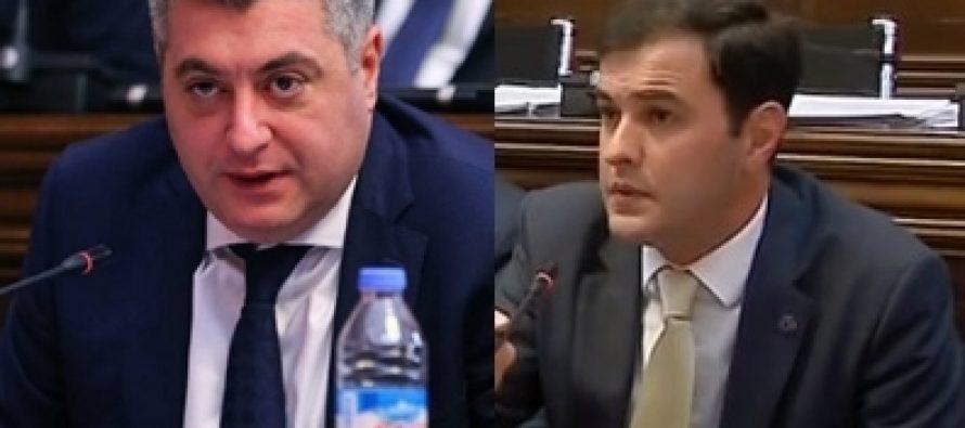 მინისტრი კახა კახიშვილი და დეპუტატი ვანო ზარდიაშვილი – მმართველი გუნდიდან მთავარი პროკურორობის სავარაუდო კანდიდატებად განიხილებიან