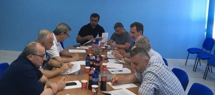 აფხაზეთის ავტონომიური რესპუბლიკის იუსტიციის დეპარტამენტში სამუშაო ჯგუფის შეხვედრა გაიმართა