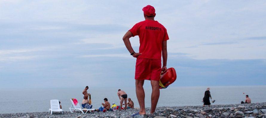 საგანგებო სიტუაციების მართვის სამსახური მოქალაქეებს ზღვაზე შტორმის შესახებ აფრთხილებს