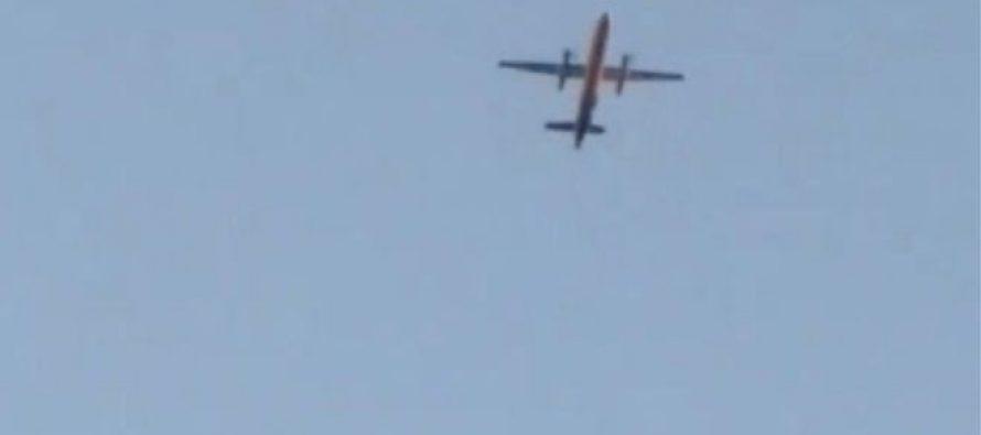 სიეტლის აეროპორტის თანამშრომელმა თვითმფრინავი გაიტაცა