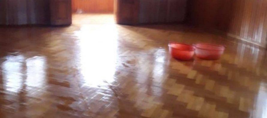 ძლიერმა წვიმამ და ქარიშხალმა წალენჯიხის მუნიციპალიტეტი დააზარალა video