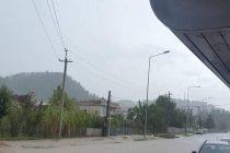 კოკისპირული წვიმა წალენჯიხაში
