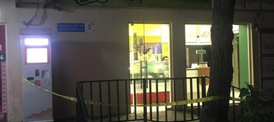 ვაჟა-ფშაველას გამზირზე მაღაზია ბიუ ბიუ დააყაჩაღეს