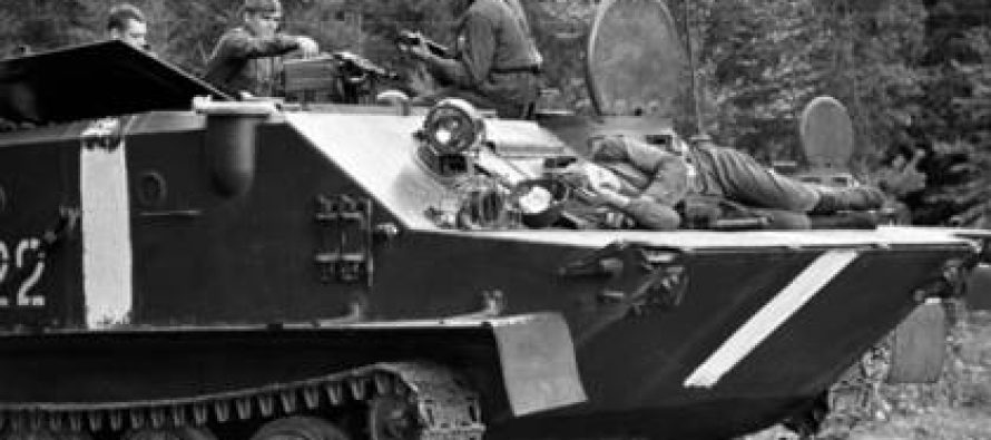 """ჩეხეთმა """"პრაღის გაზაფხულზე"""" საბჭოთა ჯარების შეყვანა ოკუპაციად აღიარა"""