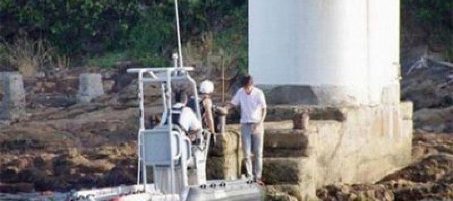 მთვრალი იაპონელი ბორანიდან გადავარდა და დაუსახლებელ კუნძულზე აღმოჩნდა