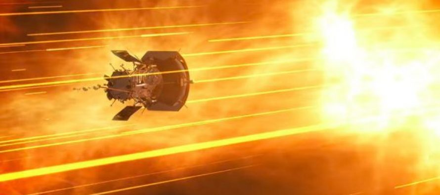 NASA-ს მზის შემსწავლელი მისია დაიწყო
