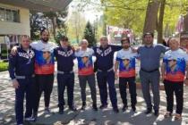 პოლიტიკა არაფერ შუაშია,ქართველმა მოჭიდავეებმა წარამტებული სპორტსმენის გამოსახულებიანი მაისური ჩაიცვეს -ჭიდაობის ფედერაციის პრეზიდენტი