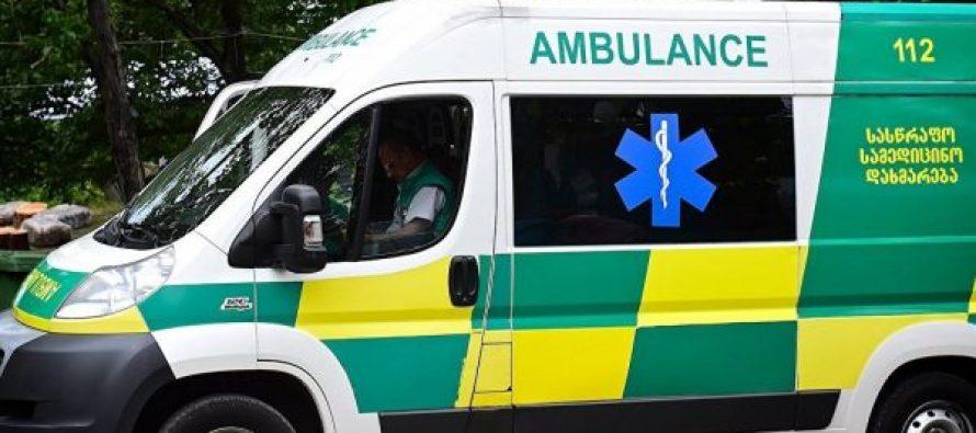 ფოთში ახალგაზრდა ქალი მწვავე რესპირატორული ინფექციით გარდაიცვალა