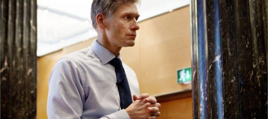 Danske Bank-ის ხელმძღვანელი რუსული ფულის გათეთრების შესახებ სკანდალის გამო გადადგა