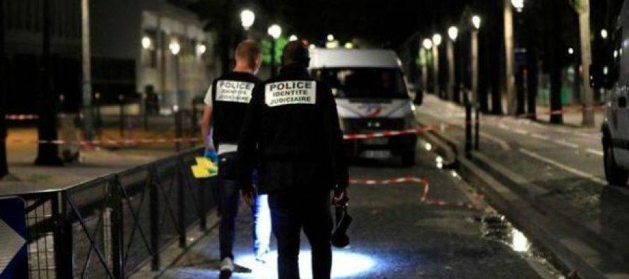 პარიზის ცენტრში დანით შეიარაღებულმა მამაკაცმა შვიდი ადამიანი დაჭრა