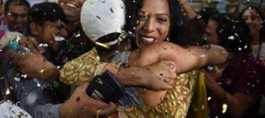 ინდოეთში ერთნაირსქესიანთა კავშირები დააკანონეს