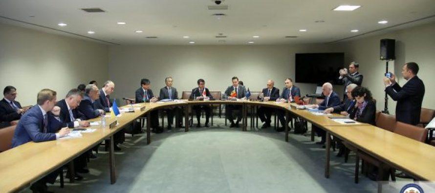 იაპონია მზადყოფნას გამოთქვამს აქტიურად ითანამშრომლოს სუამის წევრი ქვეყნების გასავითარებლად