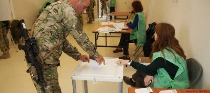 ავღანეთში ქართველი სამხედროებისთვის საპრეზიდენტო არჩევნების მეორე ტური დღეს გაიმართება