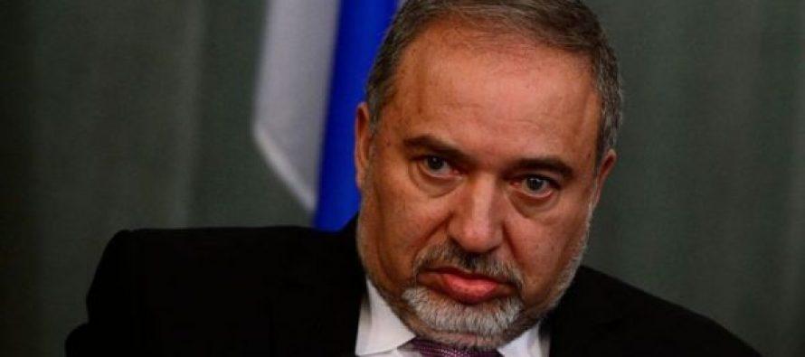 ისრაელის თავდაცვის მინისტრი ჰამასთან სამშვიდობო შეთანხმების გამო გადადგა