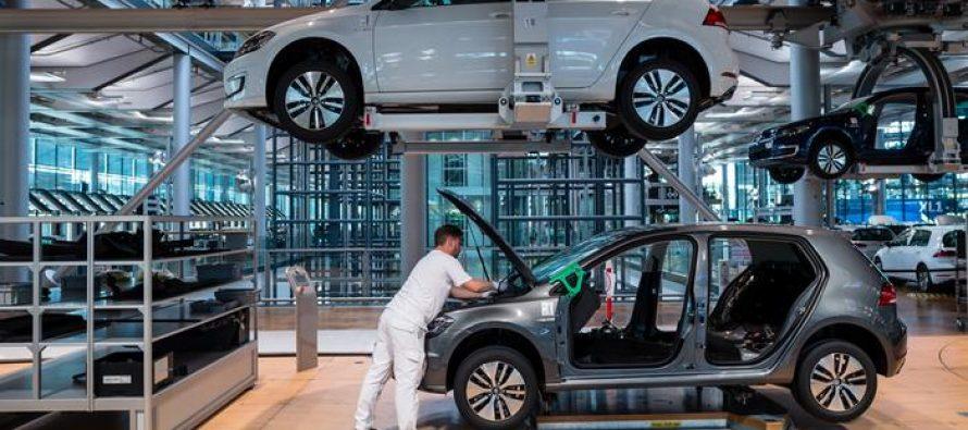 Volkswagen-ი 2023 წლამდე ელექტრომობილებში 44 მილიარდს ჩადებს