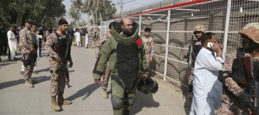 პაკისტანში ჩინეთის საკონსულოს თავს დაესხნენ