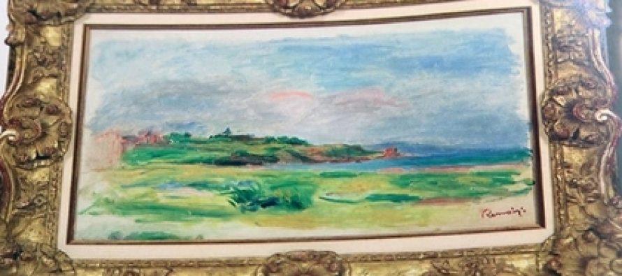 ავსტრიაში რენუარის ნახატი მოიპარეს