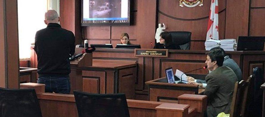 გენერალ სამსონ ქუთათელაძის მკვლელობის საქმეზე  ბაზრის დაცვის სამსახურის უფროსი დაიკითხა