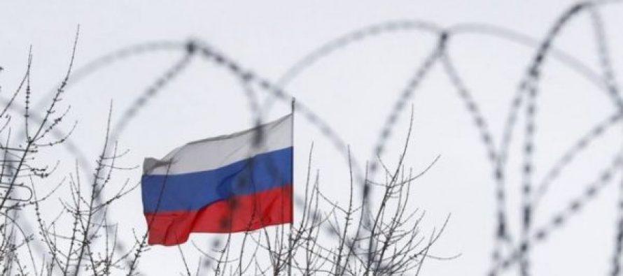 რუსებმა ყირიმში კედელი ააშენეს. უკრაინის სასაზღვრო სამსახურებმა მასზე არაფერი იციან
