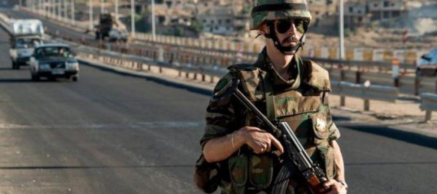 სირიის არმიამ თურქეთის საზღვარზე სტრატეგიული ქალაქის აღების შესახებ განაცხადა