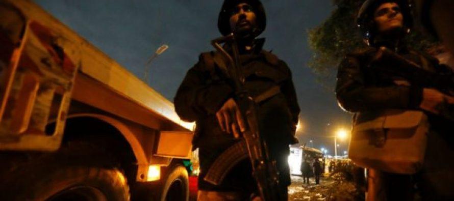 ეგვიპტეში  ტერორიზმში  ეჭვმიტანილი 40 ბოევიკი გაანადგურეს