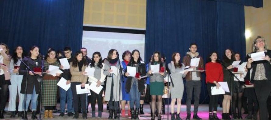 წალენჯიხაში  წარჩინებული მასწავლებლები და მედალოსან კურსდამთავრებულები  დააჯილდოვეს
