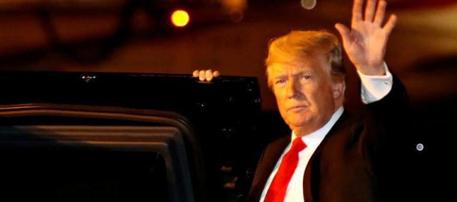 დონალდ ტრამპი აშშ-ის პრეზიდენტად მეორედაც იყრის კენჭს
