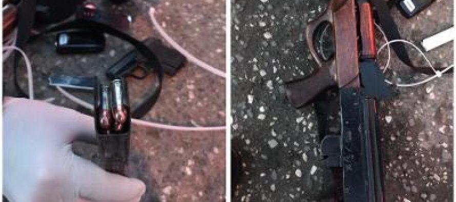 პოლიციამ ქუთაისში ვალუტის გადამცვლელი ჯიხურის დაყაჩაღების ფაქტი აღკვეთა