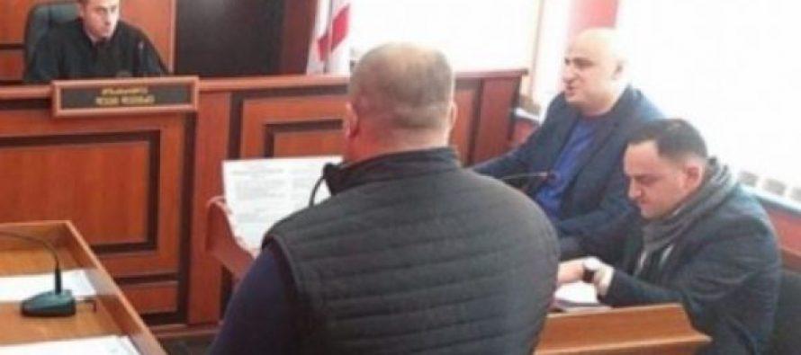 მელიას და ვაშაძის სასამართლო პროცესი გურჯაანის სასამართლოშო 31 იანვრისთვის გადაიდო