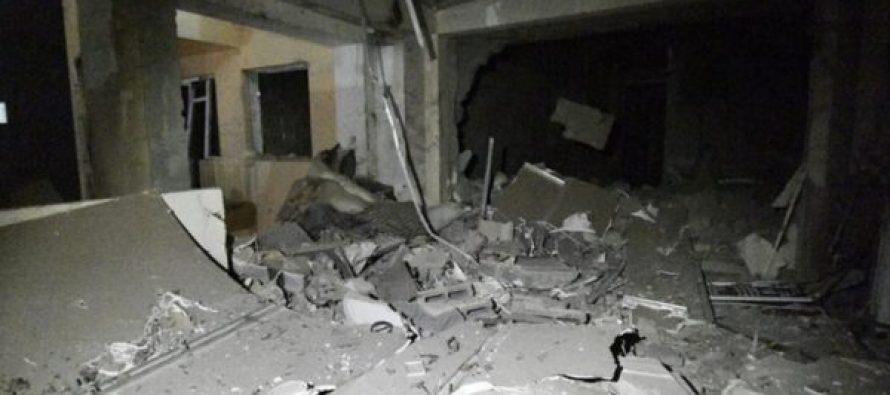 დიდ დიღომში საცხოვრებელ კორპუსში აფეთქება მოხდა