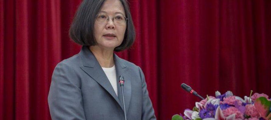 ტაივანი საერთაშორისო თანამეგობრობას ჩინეთისგან დაცვას სთხოვს
