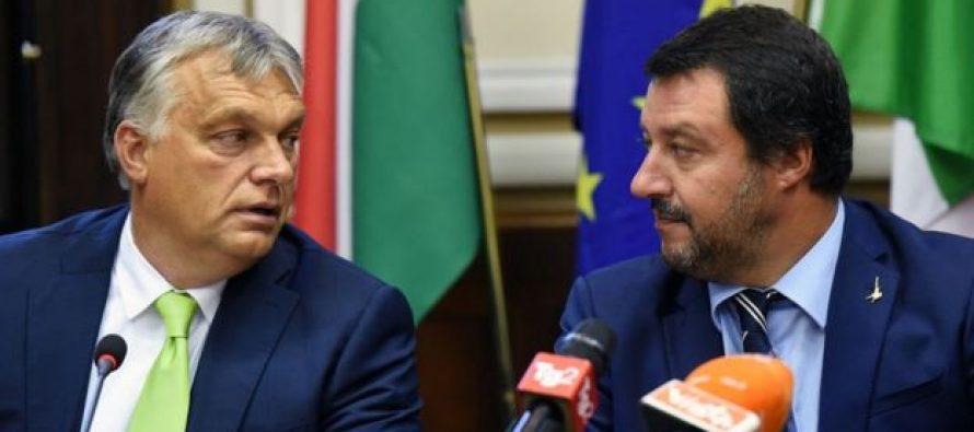 ნაციონალისტების ინტერნაციონალი: ევროპელი მემარჯვენეები ევროპარლამენტში ალიანსს შექმნიან