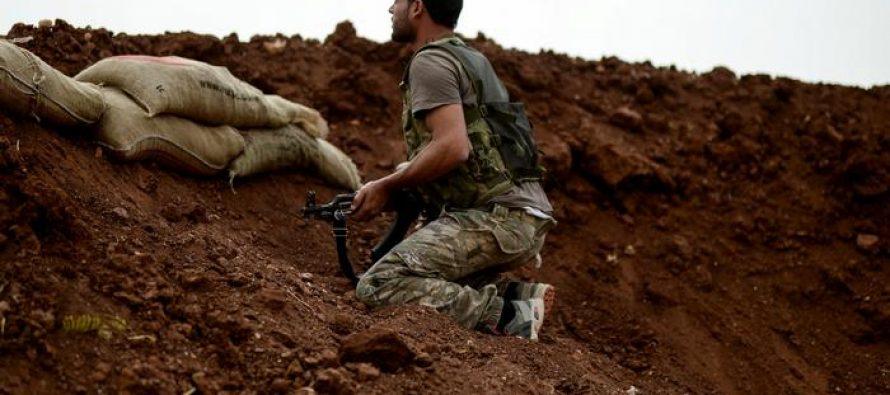 თურქეთის არმია სირიის იდლიბისკენ გადაადგილდება