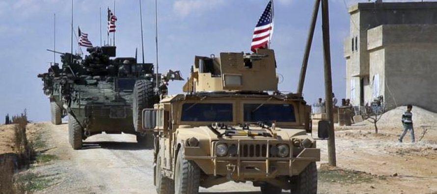 აშშ-ს კოალიციამ სირიიდან ჯარის გაყვანა დაიწყო
