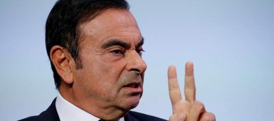 Renault-ის უფროსმა წასვლის შესახებ განცხადება დაწერა