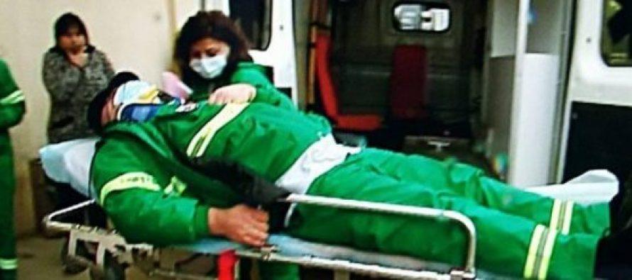 ტრაგედია ჭავჭავაძის გამზირზე – სასწრაფო დახმარების მძღოლი, რომელსაც ბრალი წარედგინა საავადმყოფოში გადაიყვანეს