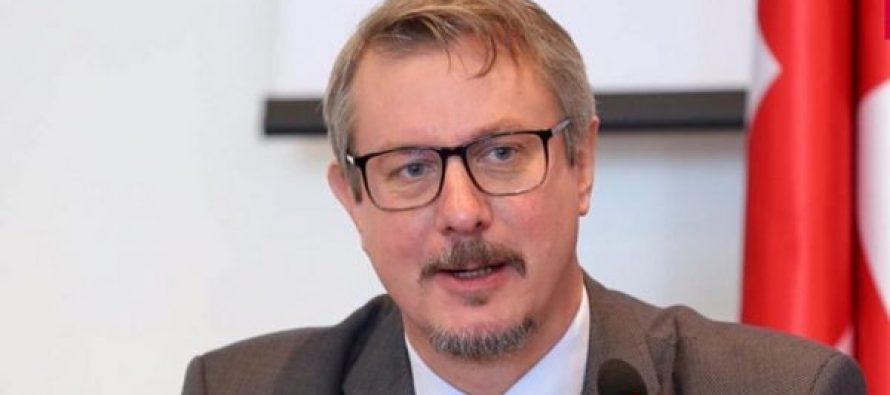 კარლ ჰარცელი : ველოდები ვენეციის კომისიის რეკომენდაციების იმპლემენტაციას