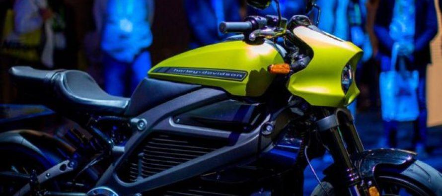 ელექტრონული Harley-Davidson-ი