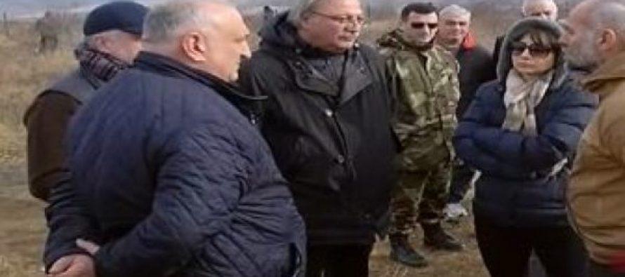 """""""რუსი ჯარისკაცის ჩექმა ქართულ მიწაზე 2019 წელს აღარ იყოს""""- გრიგოლ ვაშაძის საშობაო მილოცვა ატოციდან"""