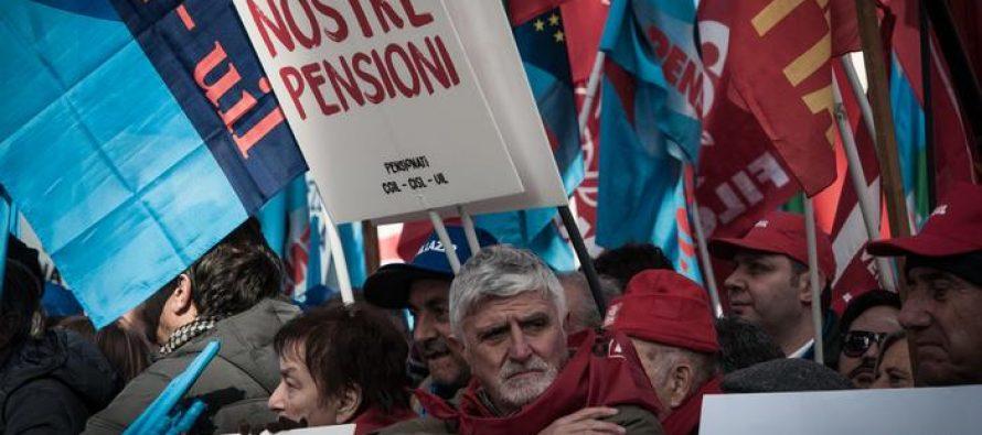 რომში მთავრობის წინააღმდეგ 200 000 ადამიანი გამოვიდა