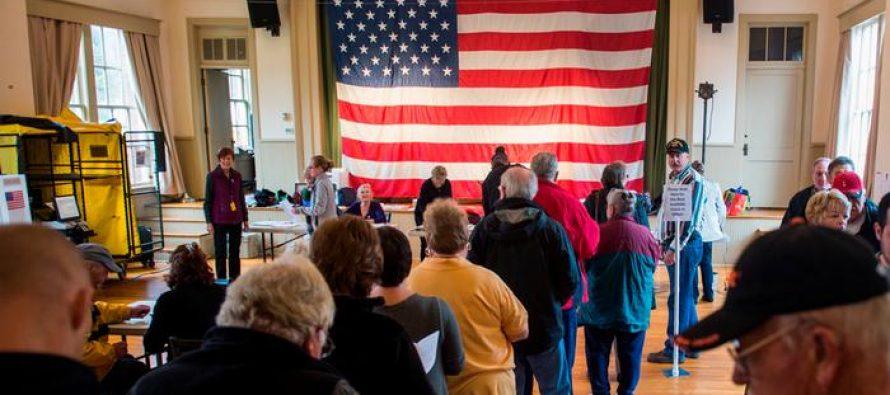 ვაშინგტონში კონგრესის არჩევნებში უცხოური ჩარევის კვალი ვერ იპოვეს