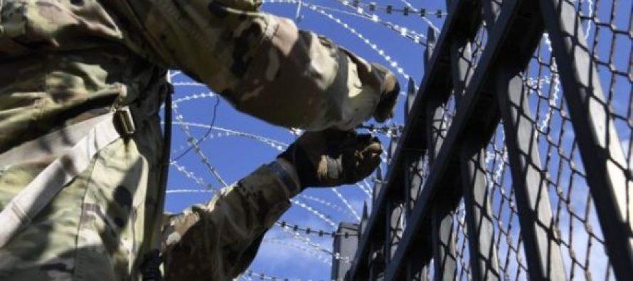 პენტაგონი მექსიკის საზღვართან სამხედროებს ექვსჯერ ზრდის