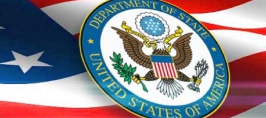 აშშ-ის საელჩო: ვეხმარებით საქართველოს მთავრობას ეკონომიკური რეაბილიტაციის დაგეგმვაში