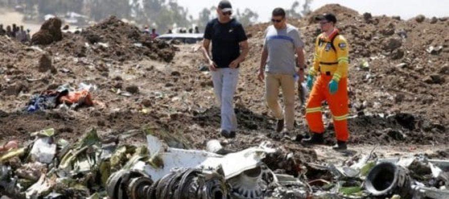 """Ethiopian Airlines: """"ბოინგის"""" მფრინავი მართვის პრობლემებზე საუბრობდა"""