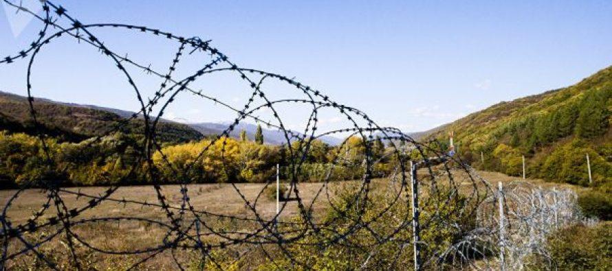 საოკუპაციო რეჟიმის მიერ დაკავებული 21 წლის გივი ბერუაშვილი პატიმრობიდან გათავისუფლდა