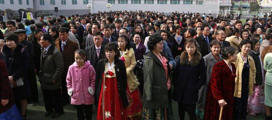 ჩრდილოეთ კორეაში საპარლამენტო არჩევნებია