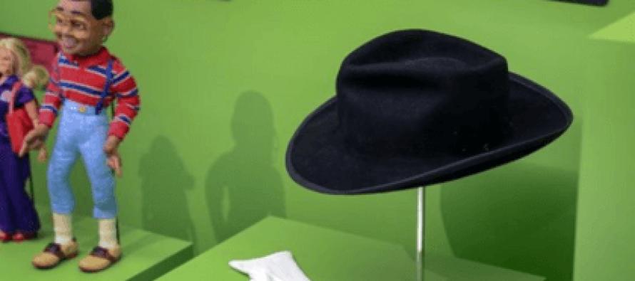 მაიკლ ჯექსონის ნივთები საბავშვო მუზეუმიდან გაიტანეს